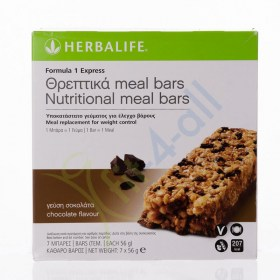 HEALTHY MEAL BARS HERBALIFE